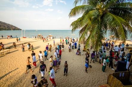 Beautiful Lake Malawi - The Venue for Lake Of Stars