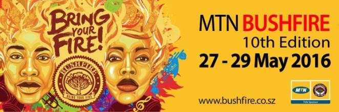MTN BUSHFIRE MusicFestibal
