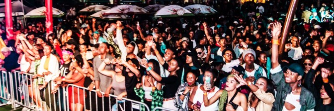 Nasty C Bad Hair Album Launch