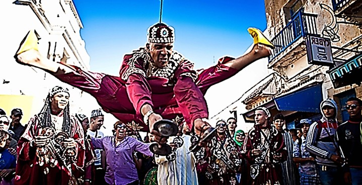 Gnaoua World Music Festival, Morocco Poster