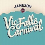 Vic Falls Carnival Label