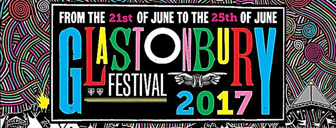 Glastonbury Music Festival 2017