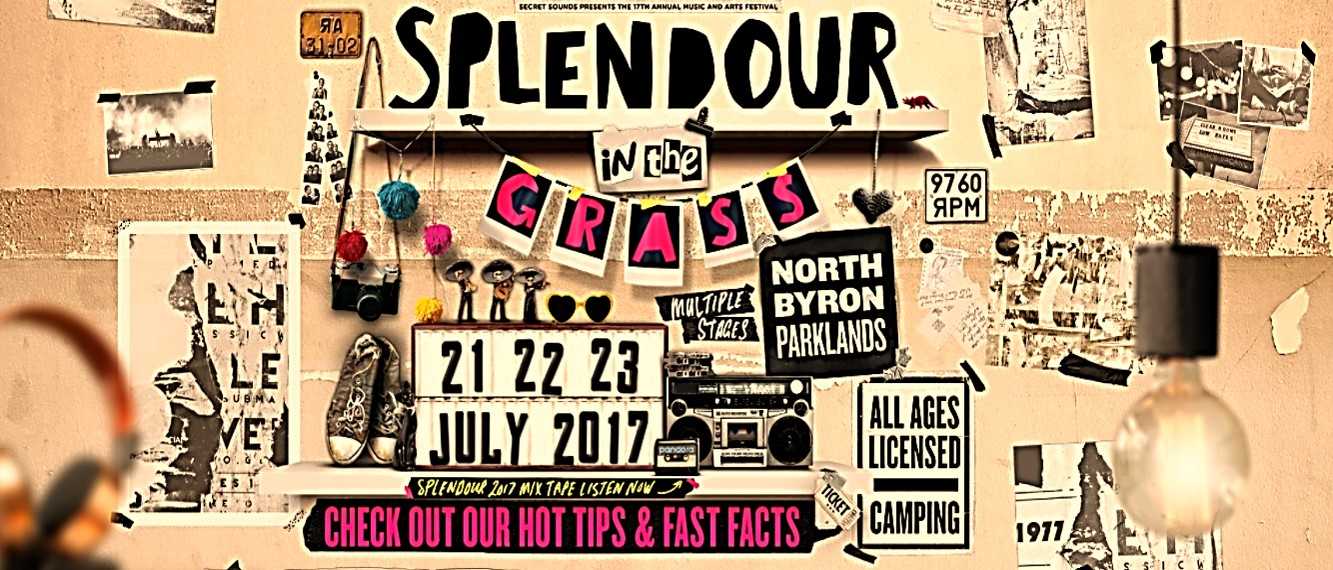 Splendour In The Grass Music Festival 2017