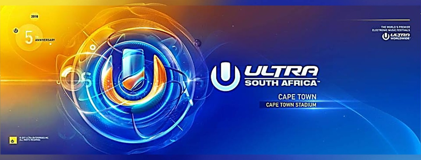 Ultra Music Festival - Cape Town 2018