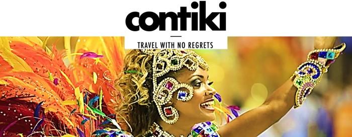 Contiki Tour - Rio carnival