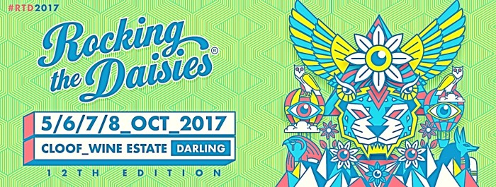Rocking The Daisies Music Festival 2017